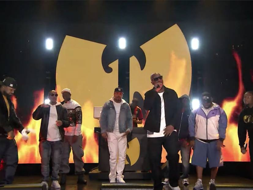 """Wu-Tang Clan and YDB to Perform the """"Triumph"""" On """"The Tonight Show With Jimmy Fallon"""""""
