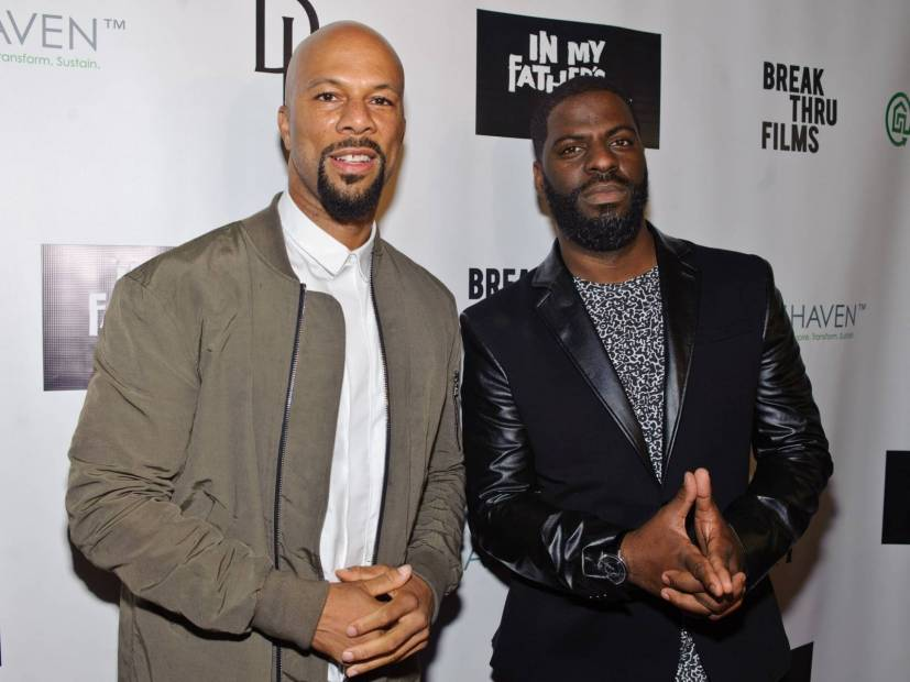 "Rhymefest Says He Hasn't Heard From Common After Co-Writing Grammy-Winning ""Glory"""