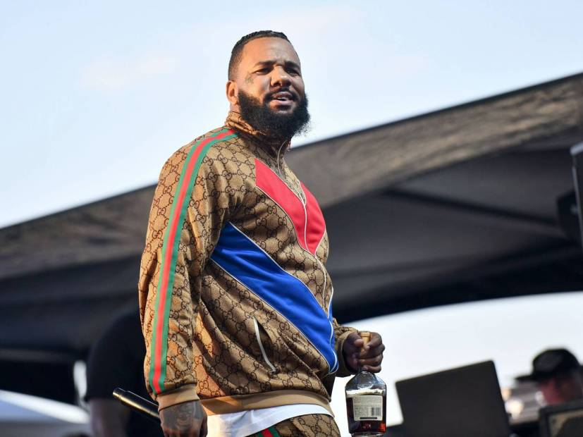 All Money In's J. Stone Announces 2 Collaborations With The Game