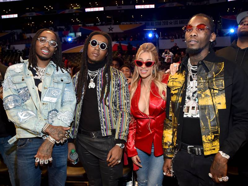 Cardi B, DJ Khaled, Migos & More To Perform At 2019 BET Awards