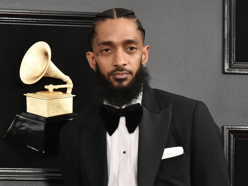 Hip Hop Week In Review: Nipsey Hussle's Funeral & Kodak Black's Beef With T.I.
