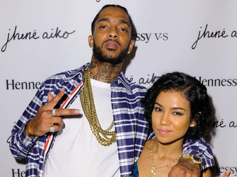 Jhené Aiko Postpones New Music Out Of Respect For Nipsey Hussle