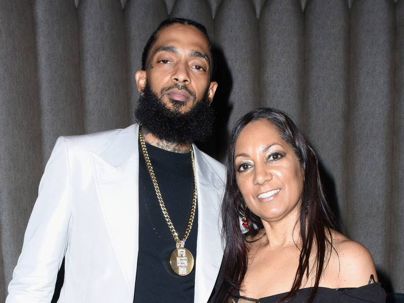 Nipsey Hussle's Mother Shares Message Of Hope Following Son's Death