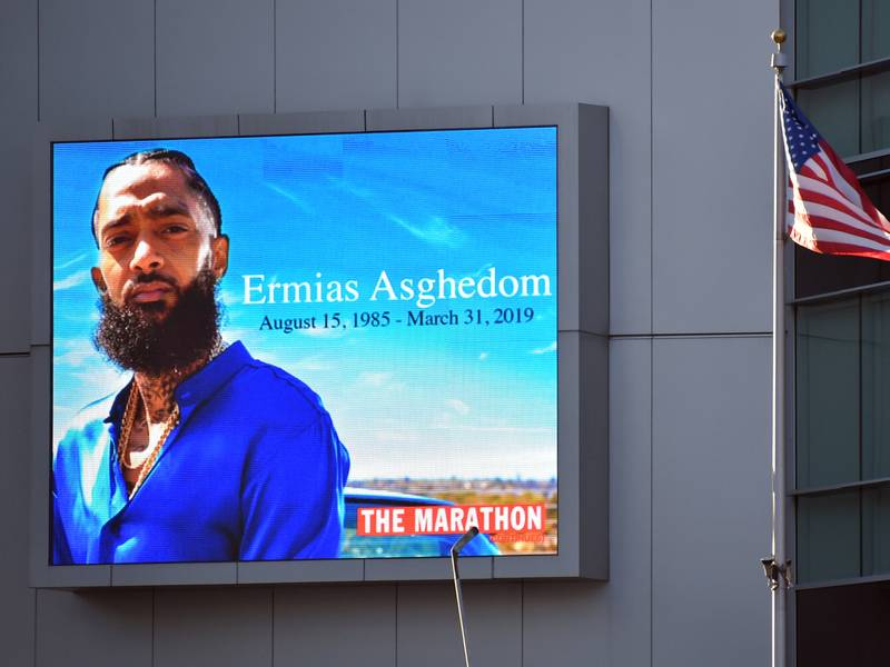 Watch Highlights From Nipsey Hussle's Memorial Service