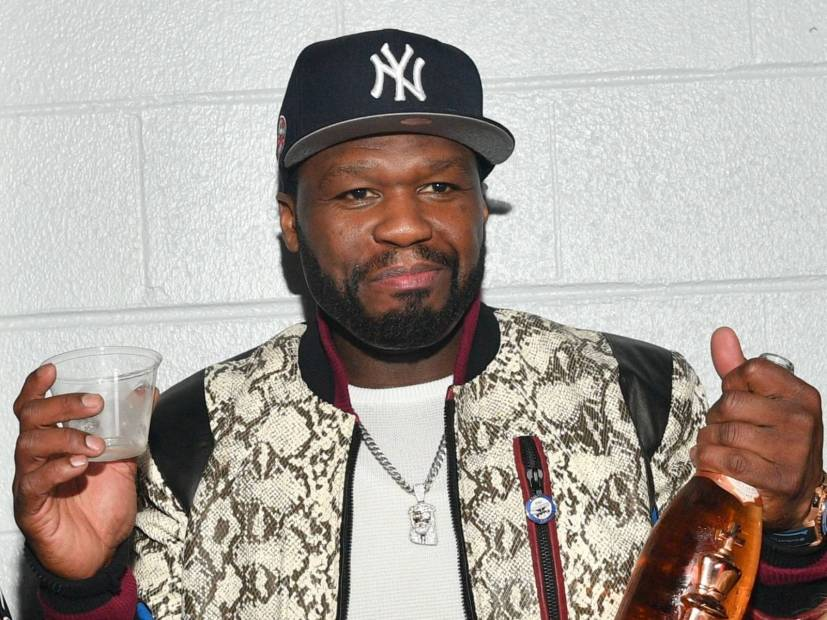 Struggle Rapper Almost Fights 50 Cent During His Date Night