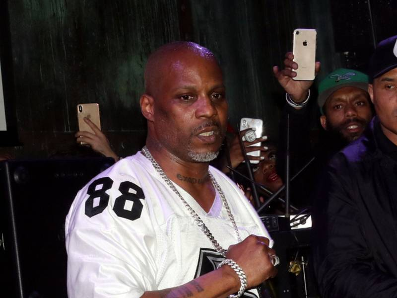 "DMX Lands Detective Role In ""Chronicle Of A Serial Killer"" Film"