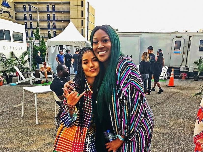 """SWV's Coko Makes Good With Jhené Aiko After Calling Her Music """"Sleepy"""""""