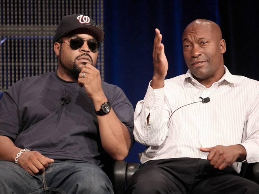 Image result for ice cube and john singleton