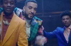 "French Montana - ""Slide"" f. Blueface &  Lil Tjay"