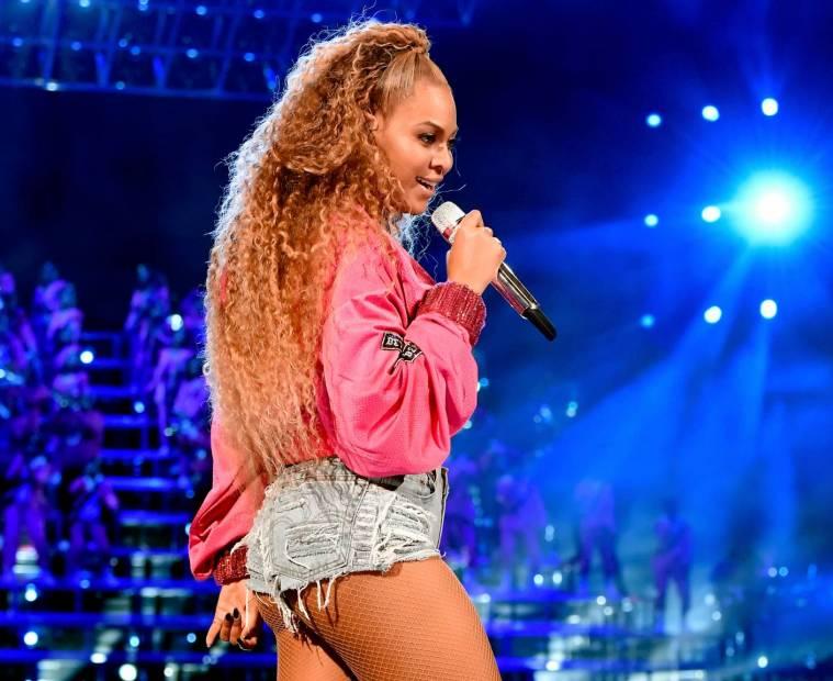 Beyoncé Ignites Viral #BeforeILetGoChallenge
