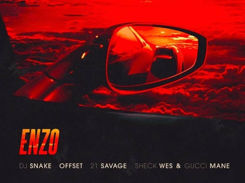 "DJ Snake enlists in Offset, 21 Wild, Sheck Wes & Gucci Mane For ""Enzo"" Only"