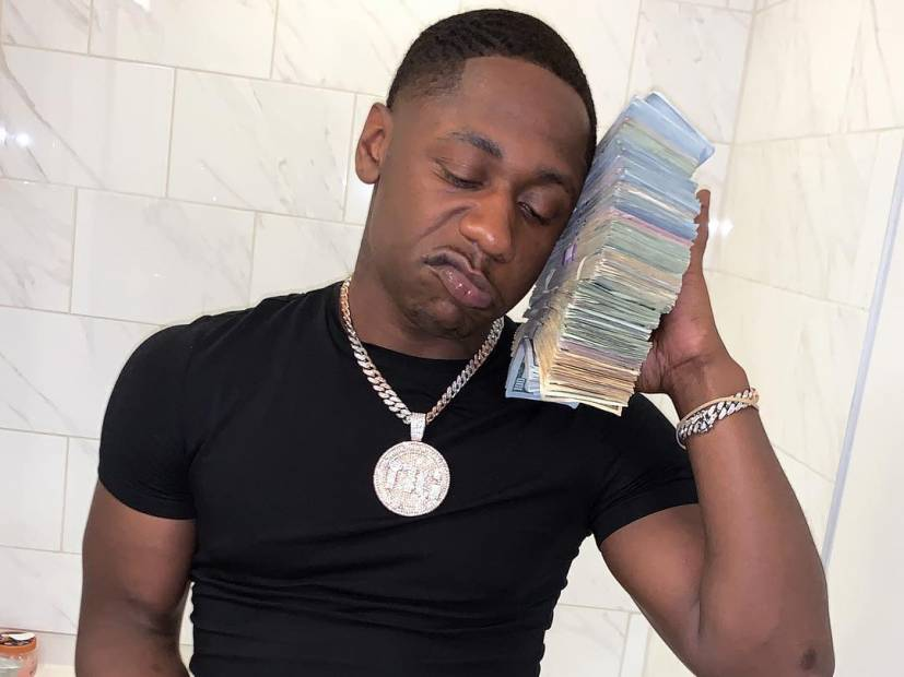 Q The Money That He Wanted In Atlanta For The Murder Of Fellow Cleveland Rapper
