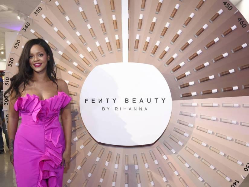 """Rihanna Forced To Retire Fenty Beauty """"Geisha Chic"""" Name"""