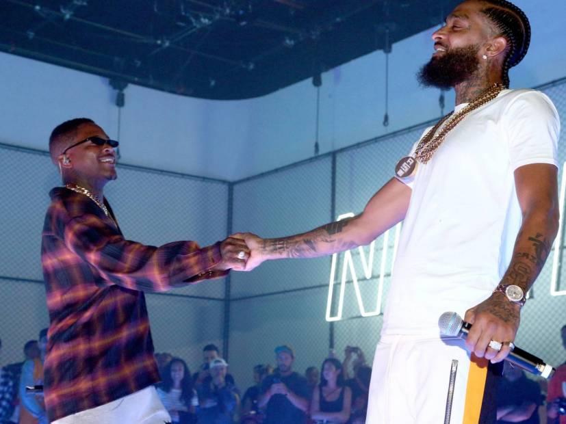 YG Postpones Would-Be Surprise Album To Mourn Nipsey Hussle