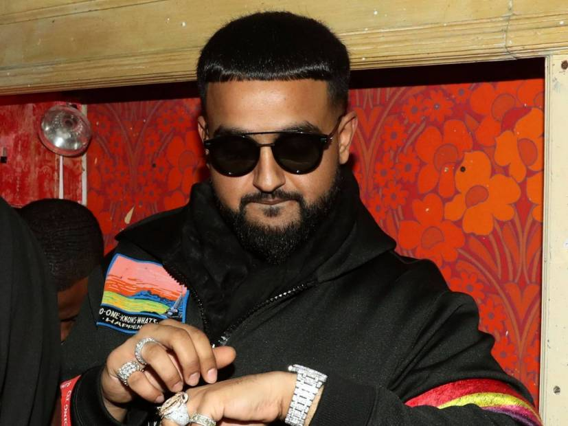 "NAV Turned Into A Bowling Machine Upon Hearing ""Bad Habits"" Went No. 1"