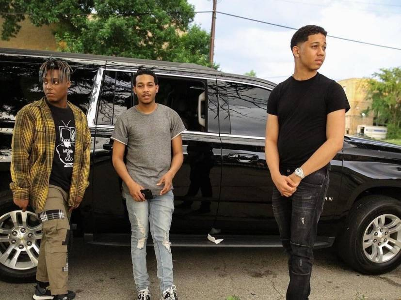 Lil Bibby Jacks Juice Wrld Bootleggers In The Streets | HipHopDX