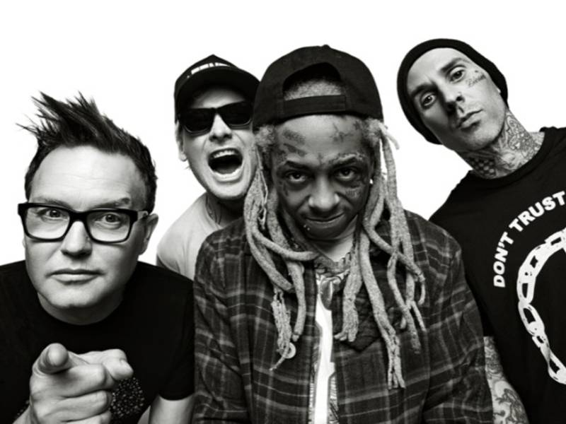 Lil Wayne & Blink-182 Announce Summer Tour