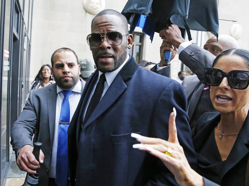 R. Kelly Will Now Be Able To Fight Sexual Abuse Lawsuit Has Been Ignored
