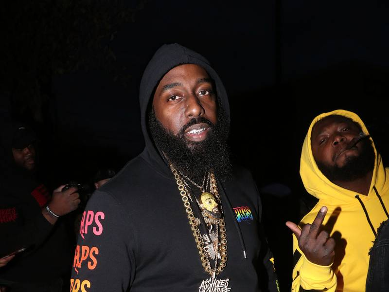 Trae Tha Truth & Relief Gang Pitch In During Flash Flooding