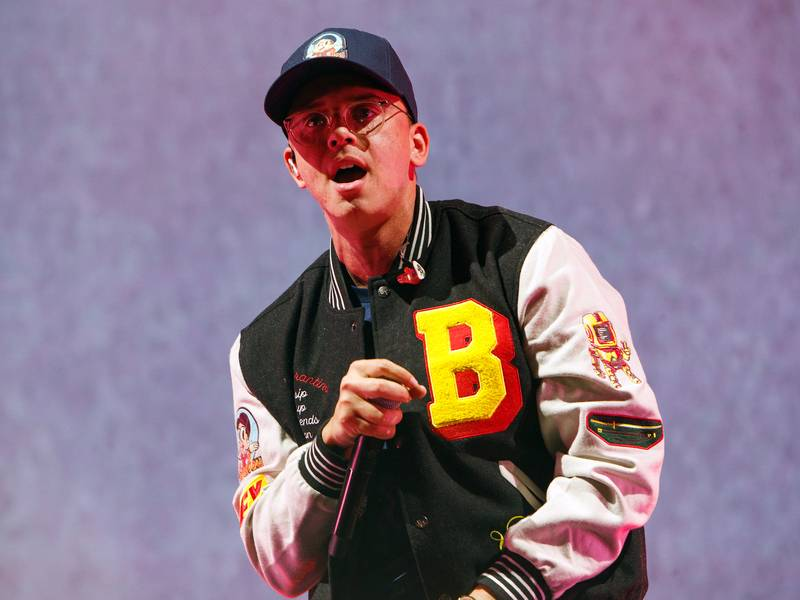 Logic Enlists J.I.D & YBN Cordae For Confessions Of A Dangerous Mind Tour