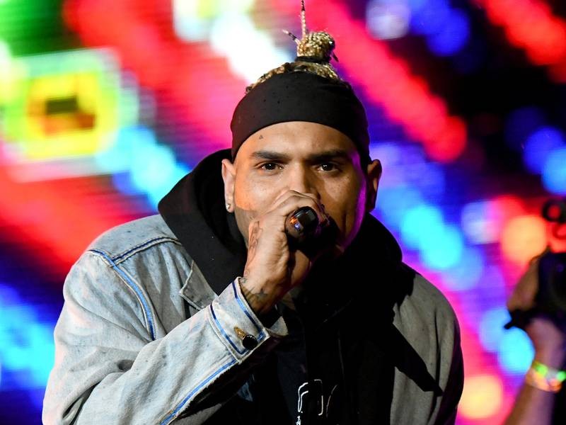 "Chris Brown Shares ""Indigo"" Album Release Date And Cover Art"