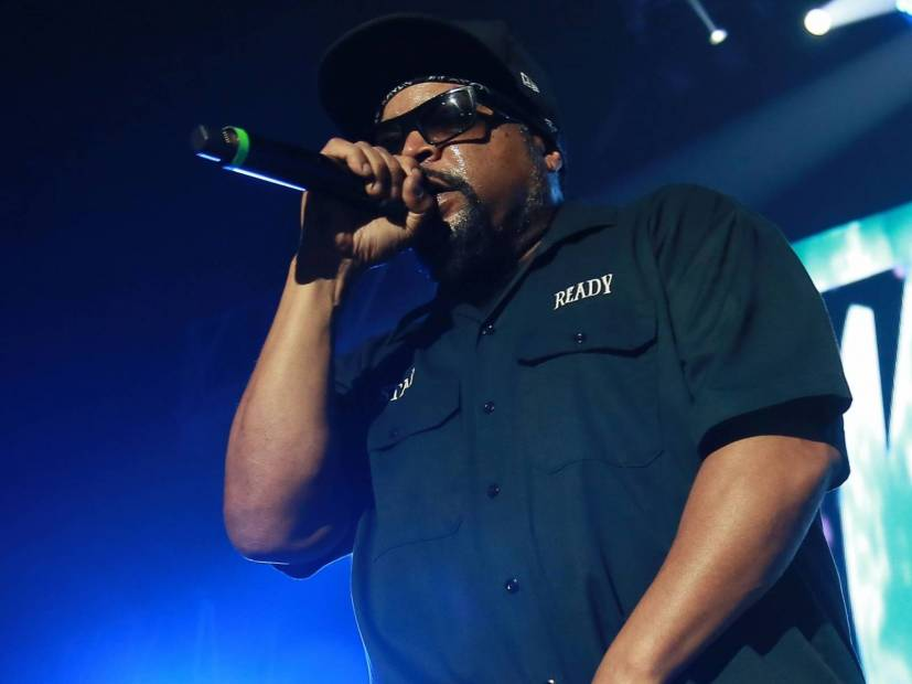 "Ice Cube Reportedly Sued Over Clip Of Woman Declaring She's ""Jesus Christ"""