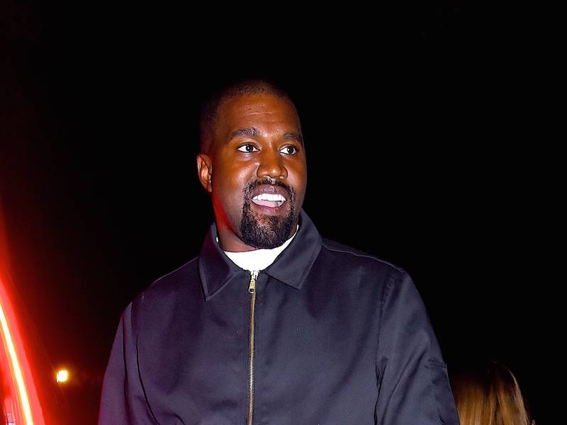 "Kanye West Has Offered His Own ""Rick & Morty"" Episode"