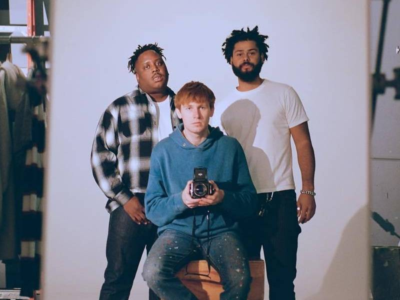 Injury Reserve Shares Self-Titled LP