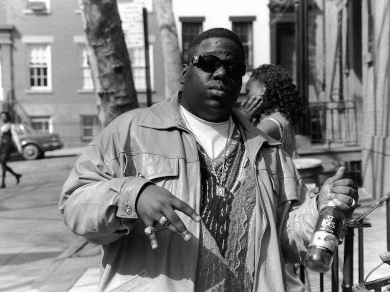 The Notorious B. I. G. Get Brooklyn Street Named In His Honor