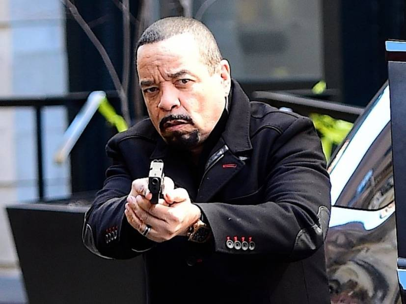 Ice-T Reveals 'Law & Order: SVU' Has Been Renewed For 3 More Seasons