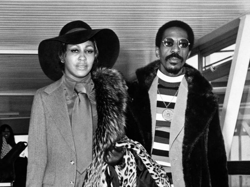 "Ike Turner's Daughter Denies ""What's Love Got To Do With It"" Rape Scene Happened"