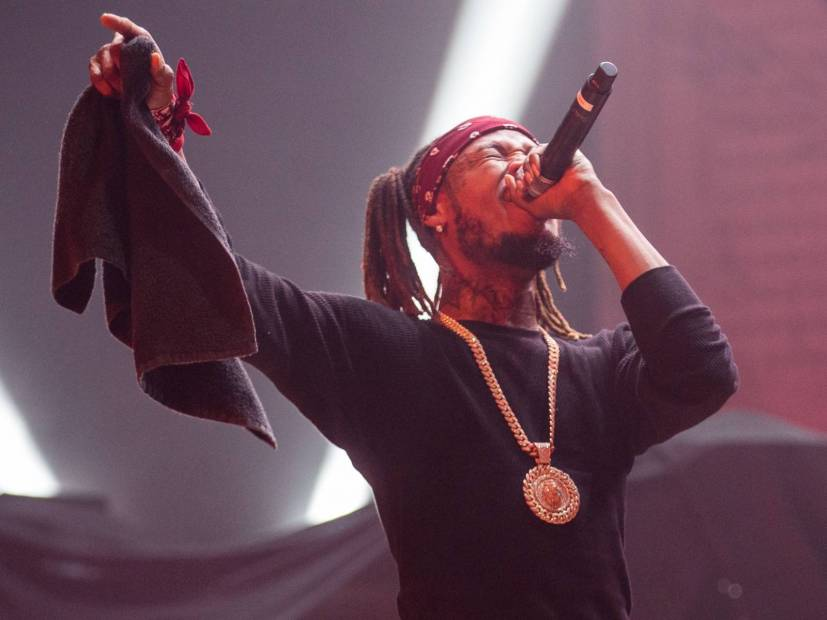 Fetty Wap Reportedly Sued By Ex-Employee For 6 Figures