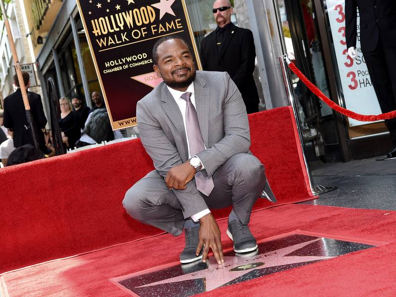 F. Gary Gray Receives Star On Hollywood Walk Of Fame