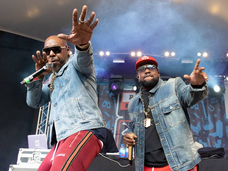 Big Boi & Sleepy Brown To Release Project Produced By Organized Noize