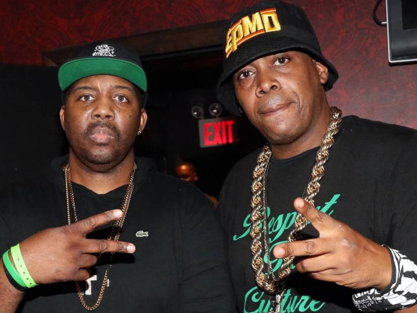 "Parish Smith Confirms EPMD Is ""3 Or 4 Songs Deep"" Into 1st Album In 11 Years"