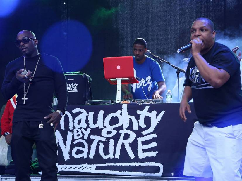 """#ThrowbackThursdays: Naughty By Nature Releases """"Poverty's Paradise"""" In 1995"""