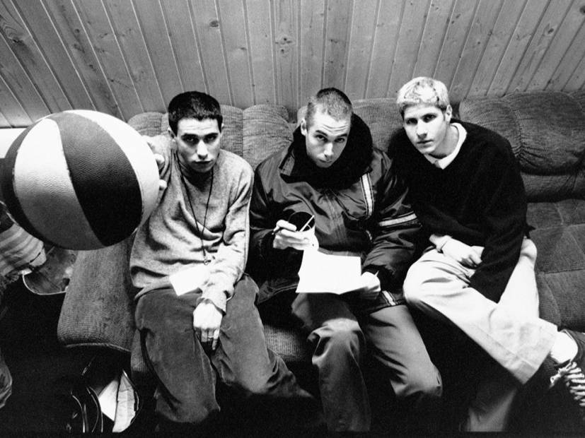"Beastie Boys Celebrates 25th Anniversary Of ""Ill Communication"" With Mini-Documentary"