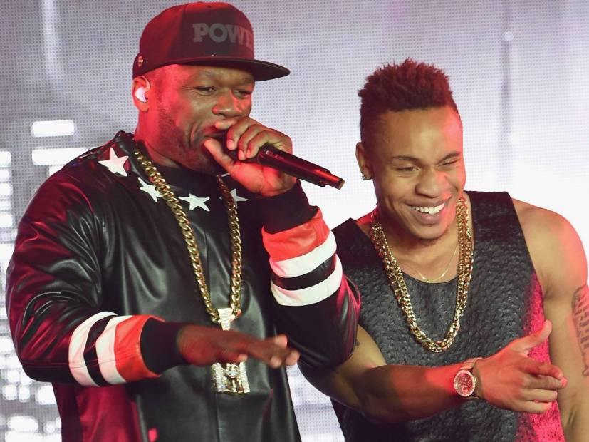 Rotimi Admits To Owing 50 Cent & Coughs Up $100K Initial Payment