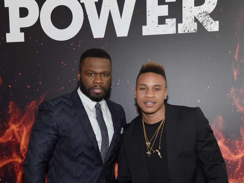 "50 Cent Instagram Bangs On ""Power"" Co-Star Rotimi For $300K"