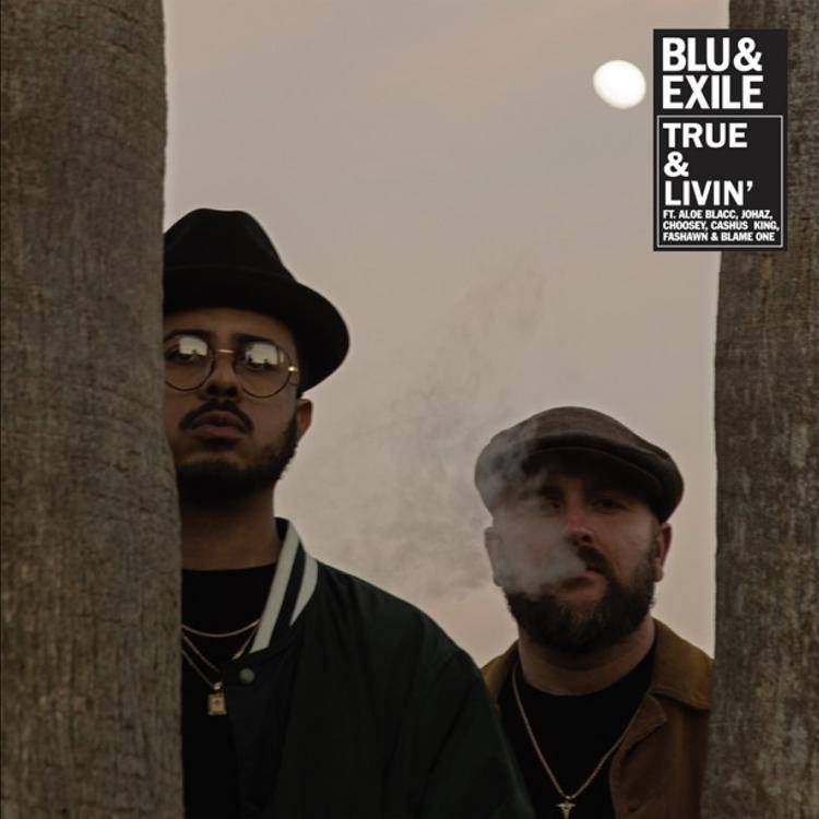 "Review: Blu & Exile Whet Appetites With ""True & Livin'"" EP"