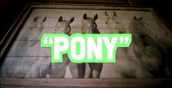 "DaBaby - ""Pony"""