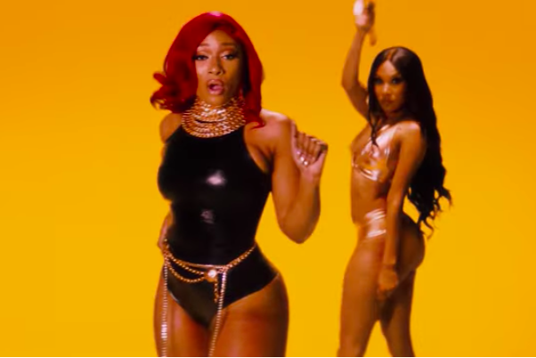 """Megan Thee Stallion Is A Weapon-Toting Superhero In """"Realer"""" Video"""