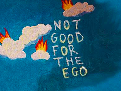 "Dounia press ""is NOT GOOD FOR THE EGO"" EP"