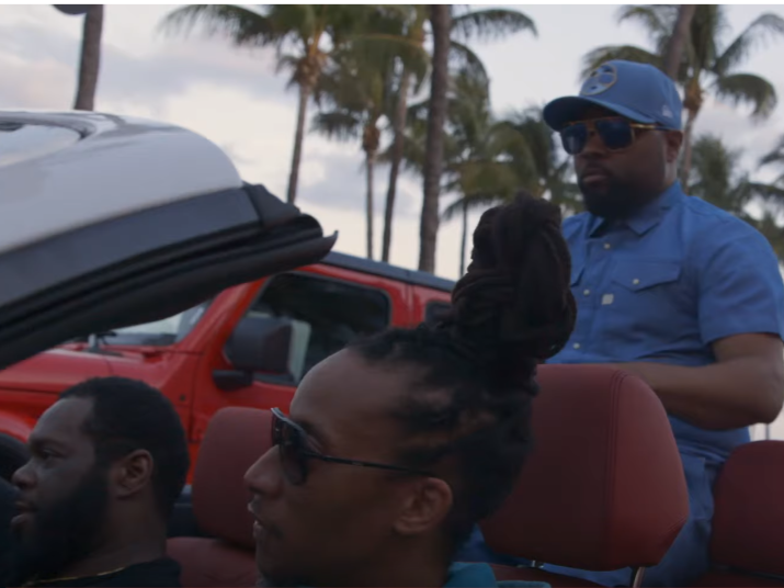 "Smif-N-Wessun Hits Miami With Musiq Soulchild On ""Ocean Drive"" Video"