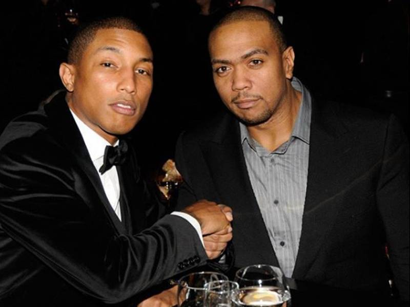 Pharrell & Timbaland Stan Beats In OTHERtone