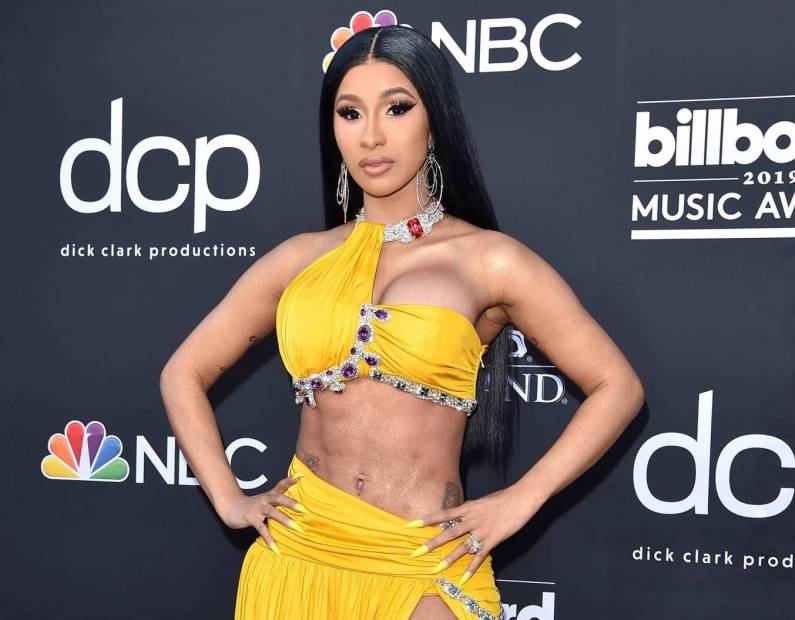 Cardi B Performs Following Liposuction Despite Doctor's Orders