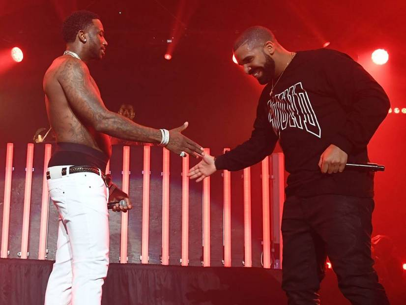 Gucci Mane Kicks It With Drake, For 1 Canadian Visit