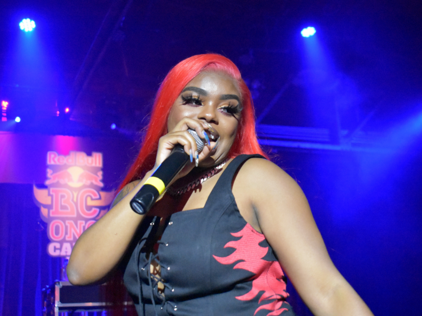 #DXCLUSIVE: Dreezy Wants Meek Mill & Rihanna On Her Next Album