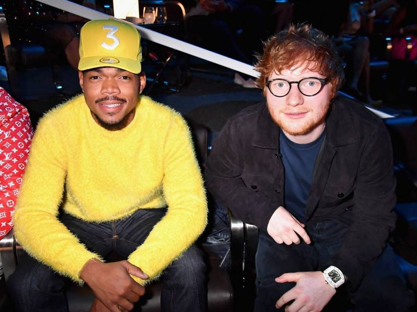"""Ed Sheeran Recruits The Possibility Of The Rapper And Gnp Of Rock For """"Cross Me"""" Single"""