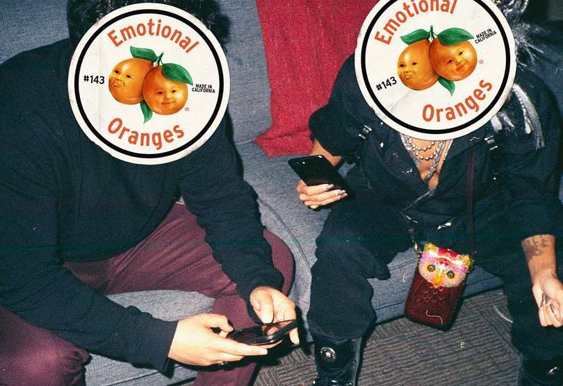 "Mysterious Duo Emotional Oranges Release Debut ""The Juice Vol. 1"""